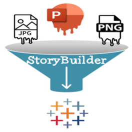 Apogee Tableau script: STORYBUILDER puts PowerPoint in its Place!